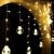 Instalatie Ghirlanda 12Globuri Luminoase Alb Cald 3x1m 108LED P FI MRL