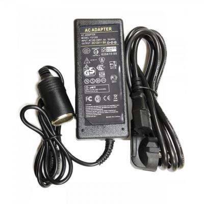 Adaptor priza 220V la 12V 6A YU1206