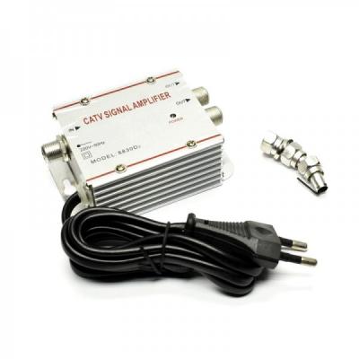 Amplificator Semnal TV 2 Iesiri 8830D2T 20dB