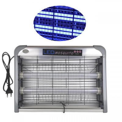 Aparat Anti Tantari, Insecte LED 2W UV Economic Echivalent 20W LED7016