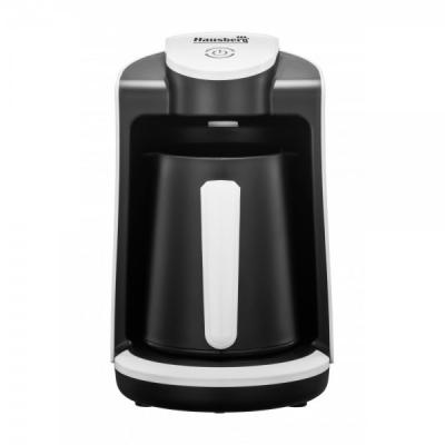 Aparat Electric Preparat Cafea Turceasca 400W Hausberg HB3800AB