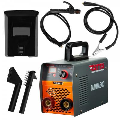Aparat Sudura Invertor Electrod 1.6-4mm AC 160-260V Tatta TAMMA300