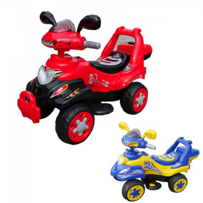 ATV Electric 6V4Ah pentru Copii  Div. Culori JK258