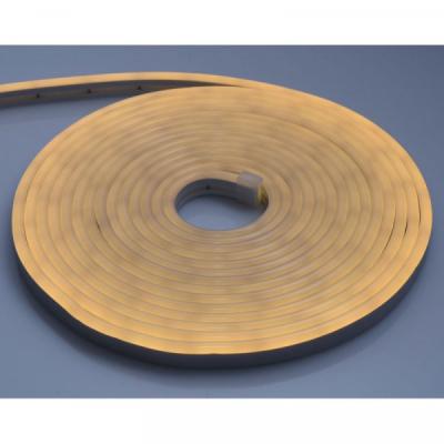 Banda LED Flexibil Neon Flex Decor 5m 12V Alim.Neinclusa Alb Cald