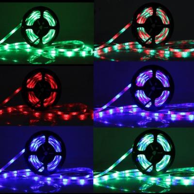 Instalatii de Craciun Banda LED 5m 270LED SMD 3528RGB  Telecomanda JU
