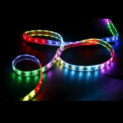Banda LED SMD 5m 270 LEDuri 6 Culori cu Telecomanda