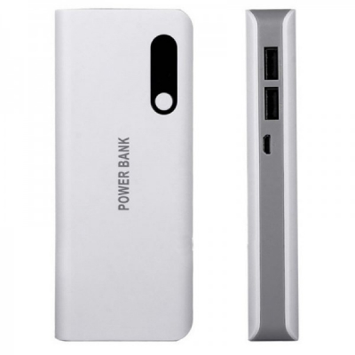 Baterie Externa Power Bank  cu Lanterna 16800