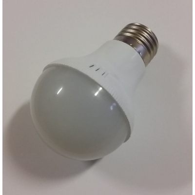 Bec cu LEDuri Economice Glob Mat E27 7W Alb Rece