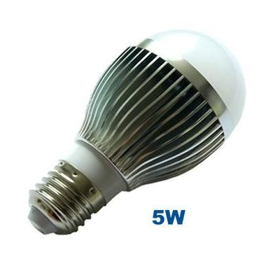 Bec LED Economic cu LED 5W Soclu E27