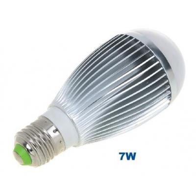 Bec LED Economic cu LED 7W Soclu E27