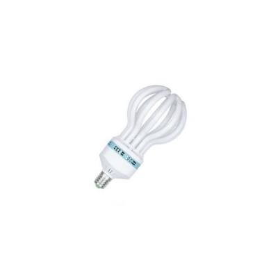 Bec Economic tip Bulb Floare Lotus Lumina Alba Rece E27 125W