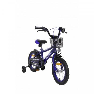 Bicicleta pentru Copii 14 Inch Splendor Albastra SPL14A