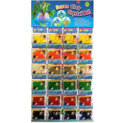 Bilute colorate decorative bio gel set 24 plicuri