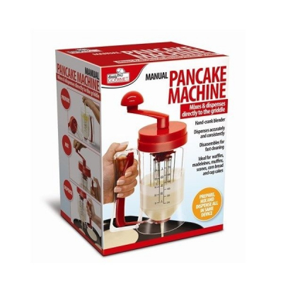 Blender si Dozator Manual Clatite 800ml Pancake Machine