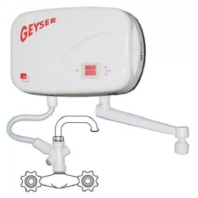 Boiler Instantaneu GEYSER - varianta CHIUVETA