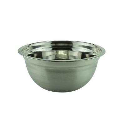 Bol din inox 22x8.50cm pentru Mixer sau Salata Grunberg GR741