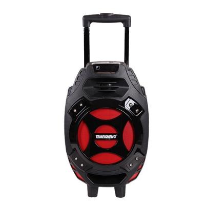 Boxa Activa USB MP3 Karaoke Temeisheng Q7 60W Bluetooth, Microfon
