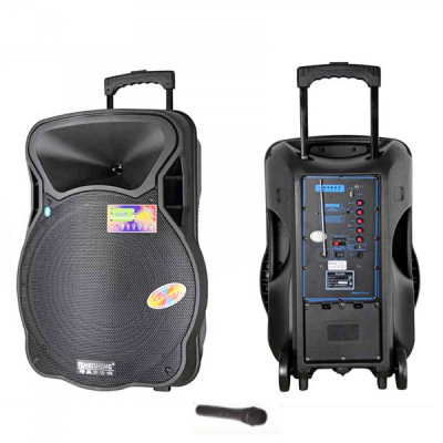 Boxa Audio Portabila cu Bluetooth MIC USB SD MP3 Temeisheng A15