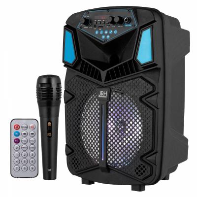 Boxa Portabila 42x27x20cm Bluetooth, Telecomanda, Microfon JRH H8