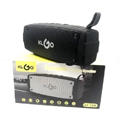 Boxa Portabila Bluetooth USB SD Bass HandsFree, Connect+ KLGO LY100