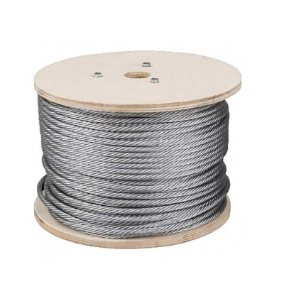 Cablu Tractiune Otel Zincat 14mm Rola 100m