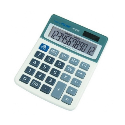 Calculator de Birou Milan 42925 12 Digiti