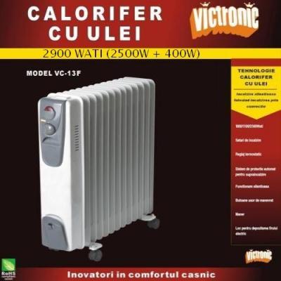 Calorifer cu elementi si ventilator Victronic VC13F