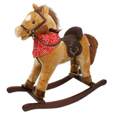 Calut Balansoar Copii Rocking Horse GS2021