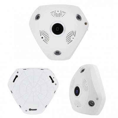 Camera Supraveghere Video Panoramica Fisheye VR CAM