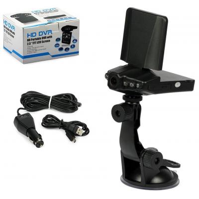 Camera Video Auto HD cu Infrarosu, Senzor Miscare DVR EC1439