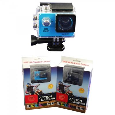 Camera Video HD Subacvatica si pentru Motocicleta 1080P Action Camera