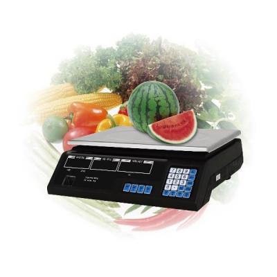 Cantar Electronic Digital cu Afisaj Rosu 30Kg EC29660