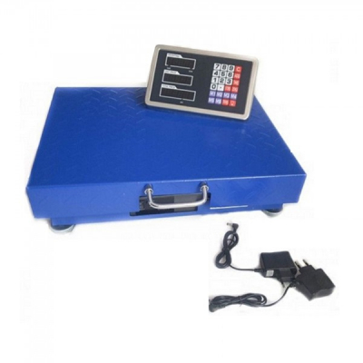 Cantar Electronic Wireless Wi-Fi Platforma Acumulator 60x50cm 500KG