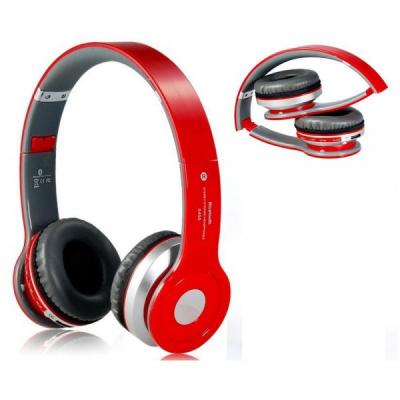 Casti Bluetooth Stereo tip Beats cu Radio, MP3 si SD Card S450