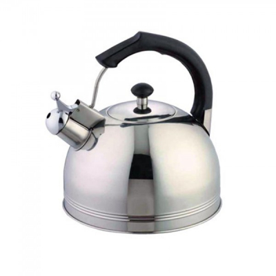 Ceainic din inox cu fluier Bohmann BH9981BK 5L