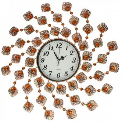 Ceas de Perete Decorativ 70cm Quartz  Grunberg DC865