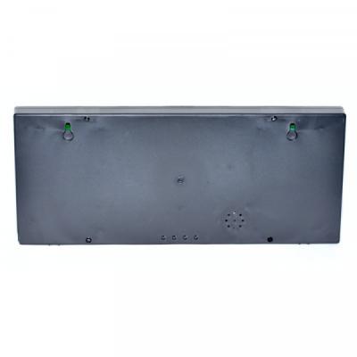 Ceas Electronic de Perete cu LED Afisaj Mare Alb JH3615 220V