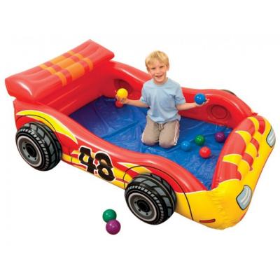 Centru de Joaca Copii tip Masinuta de Curse Intex 48665NP
