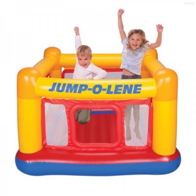 Centru de Joaca pentru Copii Castel Gonflabil Intex 48260