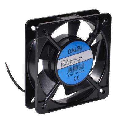 Cooler Ventilator Metalic 220V 0.10A 110x110x25mm XNF11025HSL