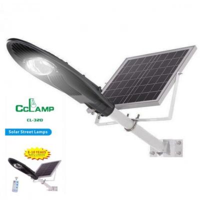 Corp Iluminat Exterior Lampa Solara COB LED 20W IP65 Telecomanda CL320