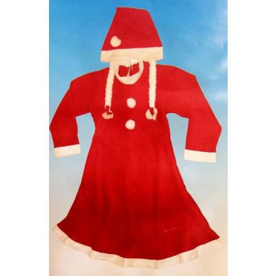 Costum Craciunita pentru femei YHM-18