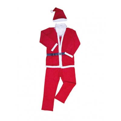 Costum Mos Craciun pentru baieti YHM-17 4-7 ani