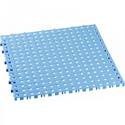 Covoras Baie tip Puzzle 9 piese 1mp Tuffex TP8032 Bleu JU