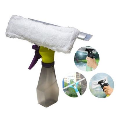 Curatator Geamuri 3in1 Spray cu Microfibra si Lamela SF09 GR471