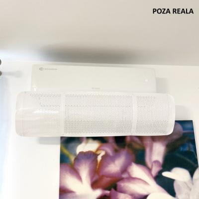 Deflector de Aer Conditionat Protectie Flux de Aer Rece 90x27cm