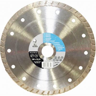 Disc debitat materiale constructie diamantat Atlas Turbo 180x22.23mm