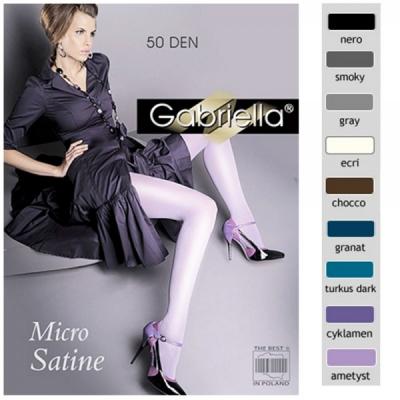 Dresuri Gabriella Micro Satine 50 DEN 125