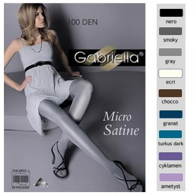 Dresuri Gabriella Micro Satine 100 DEN 126