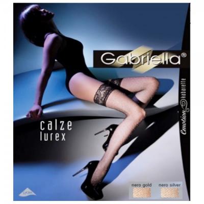 Dresuri Gabriella Calze Kabarette Lurex 437